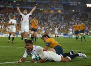 2003 Rugby World Cup Final – Australia v England