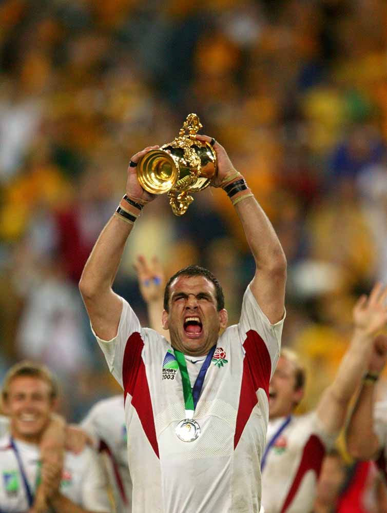 2003 Rugby World Cup Final – Australia v England fine art photography