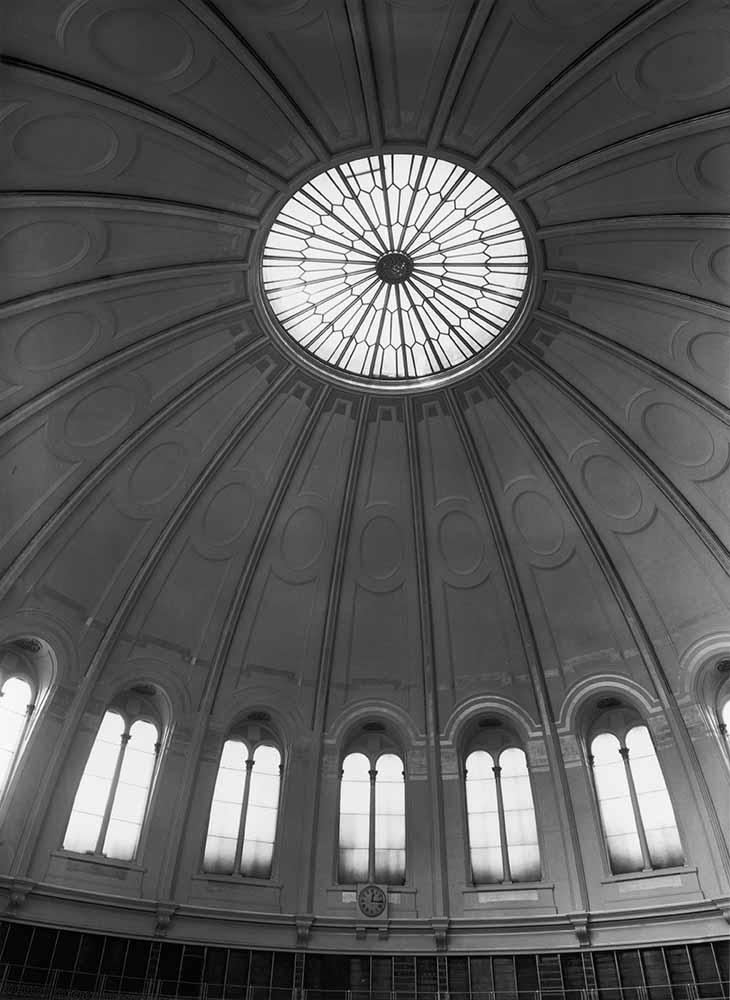 British Library fine art photography