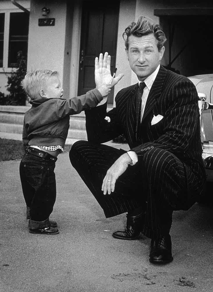 Lloyd Bridges fine art photography