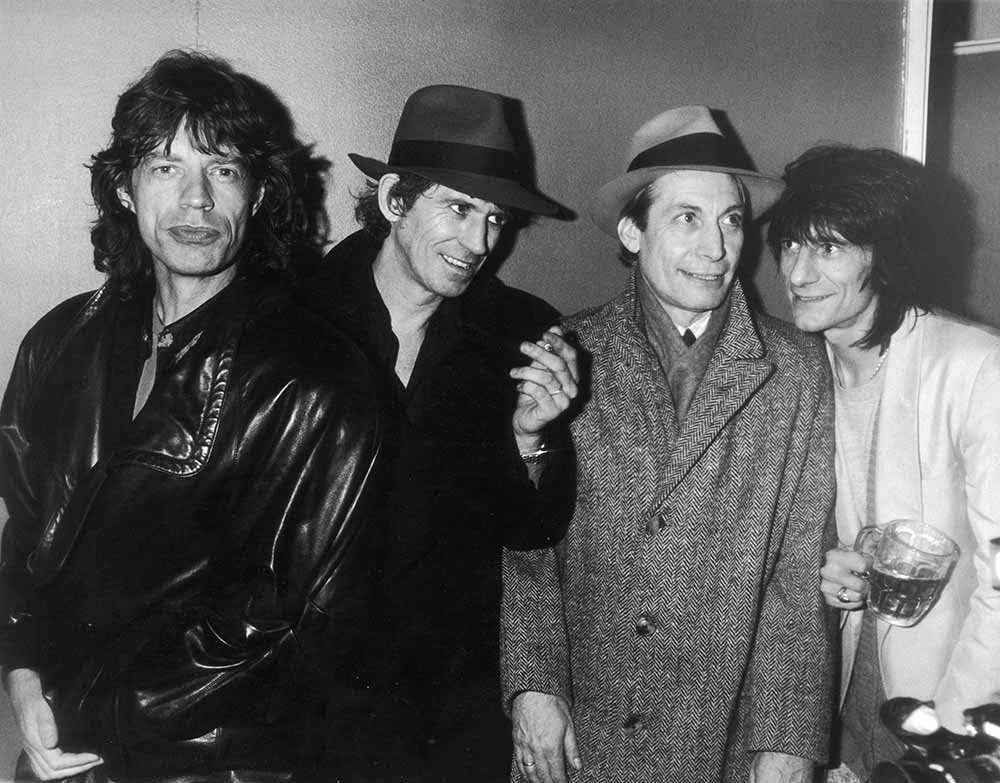 Rolling Stones fine art photography