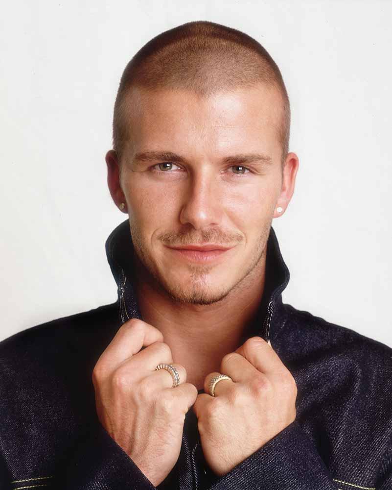 David Beckham fine art photography