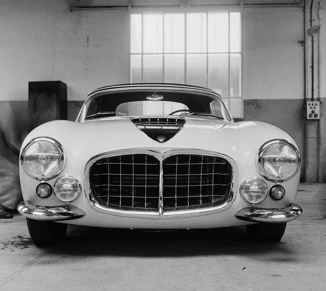 Maserati fine art photography