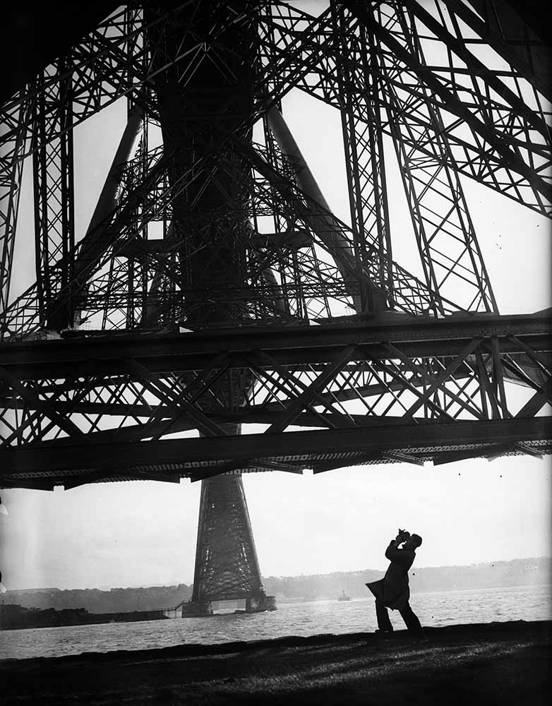 Forth Bridge fine art photography