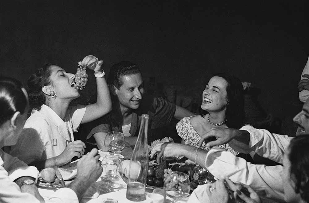 Italian Party fine art photography