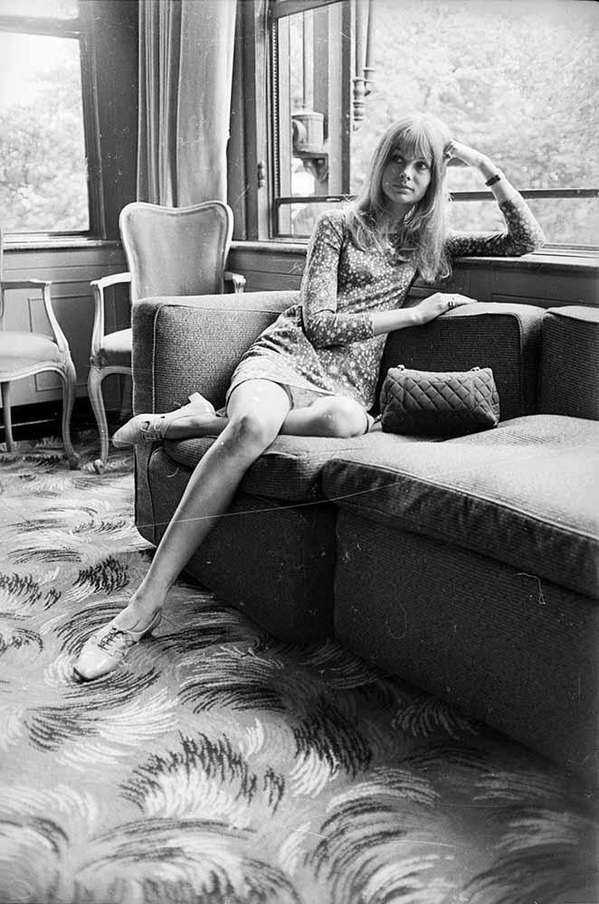 Jean Shrimpton fine art photography