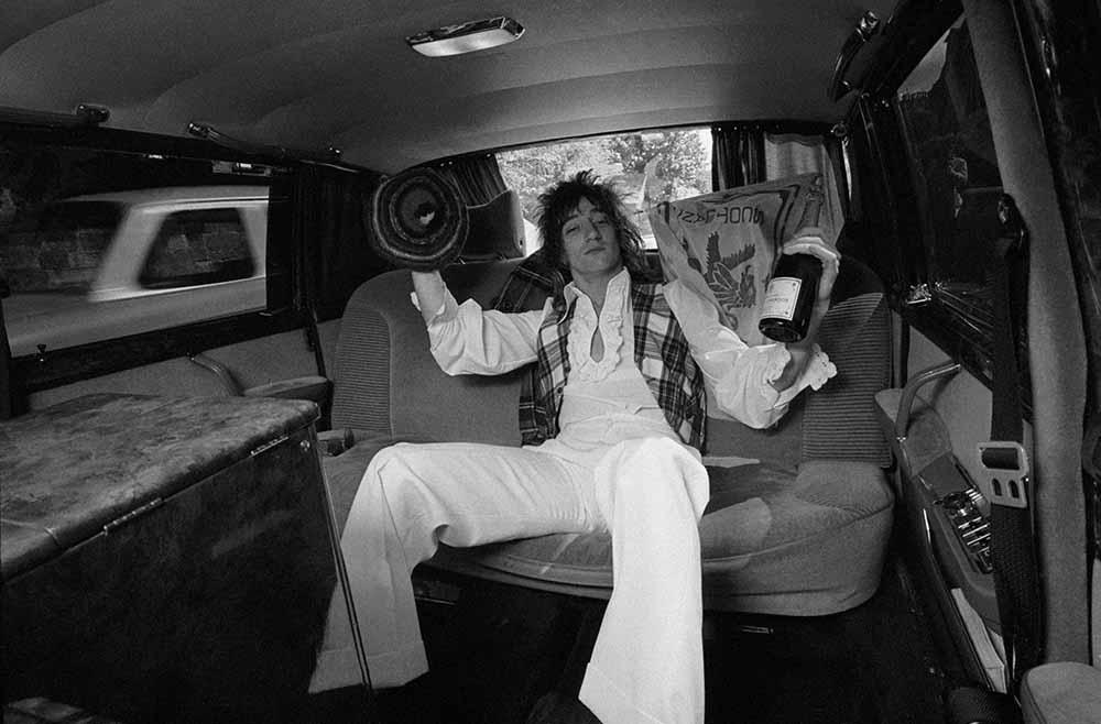 Rod Stewart fine art photography