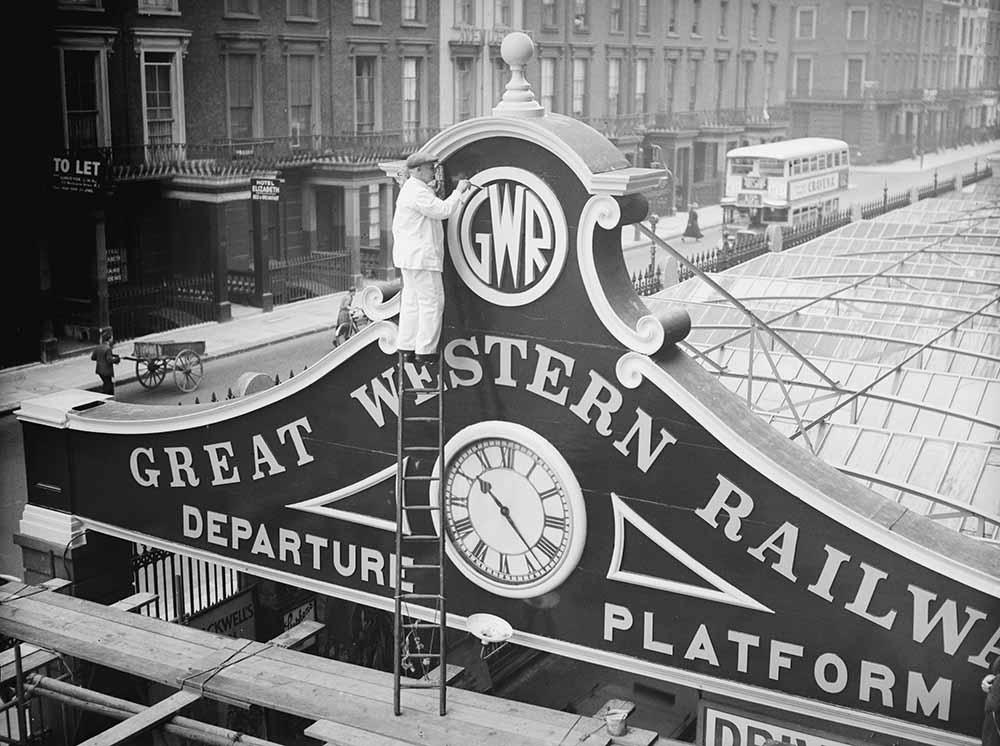 Monogram Railway fine art photography