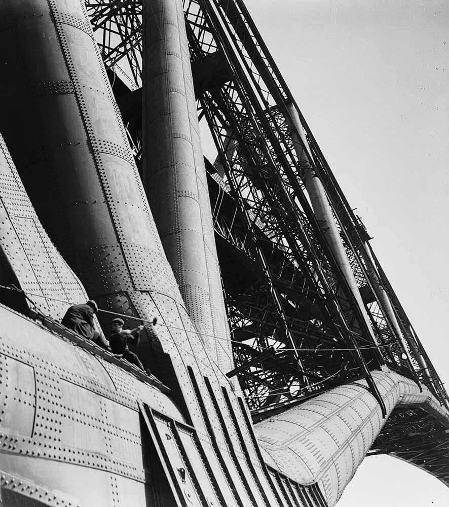 Painting The Bridge fine art photography
