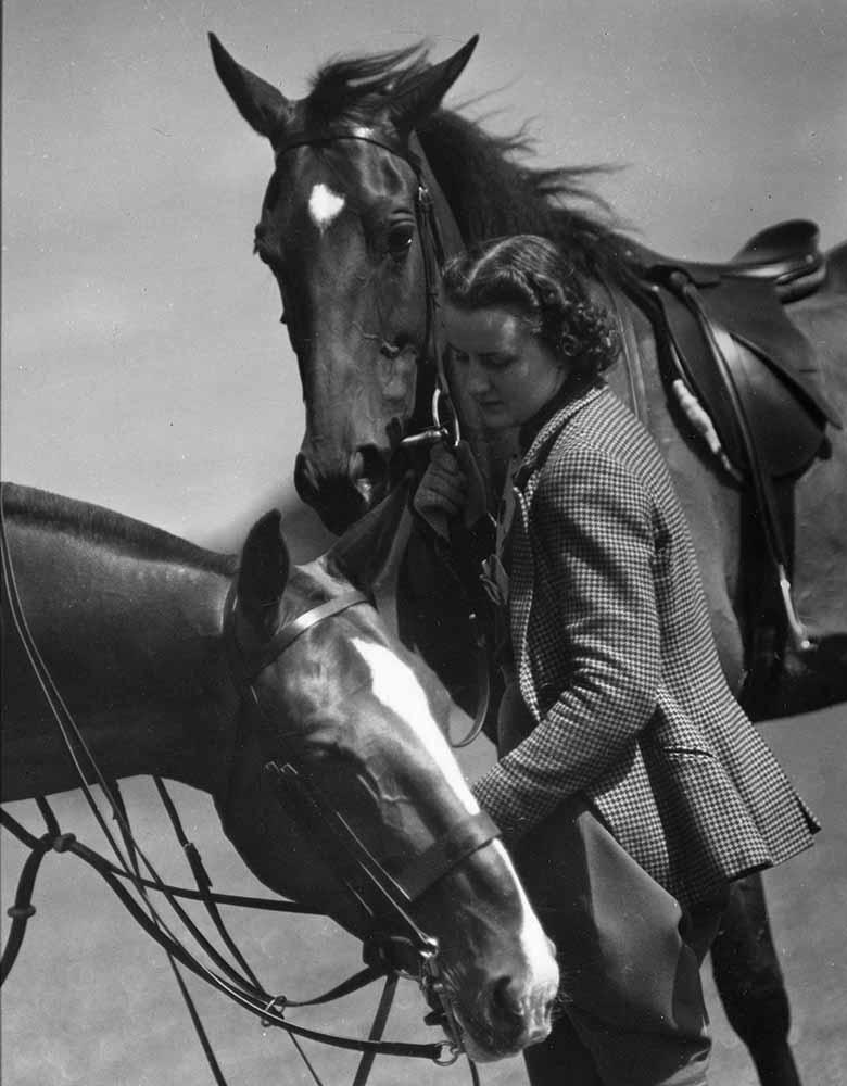Equestrian Pursuit fine art photography
