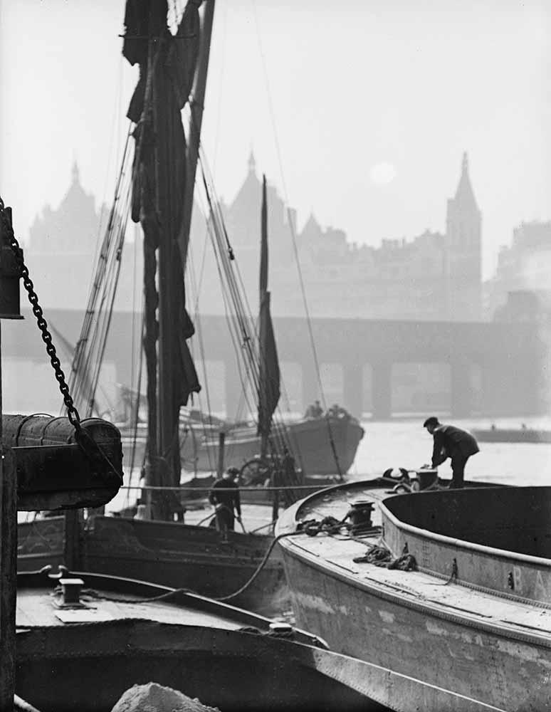 Thames Barges fine art photography