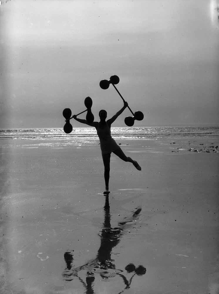 Beach Weights fine art photography