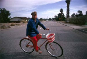 Cycling Capote