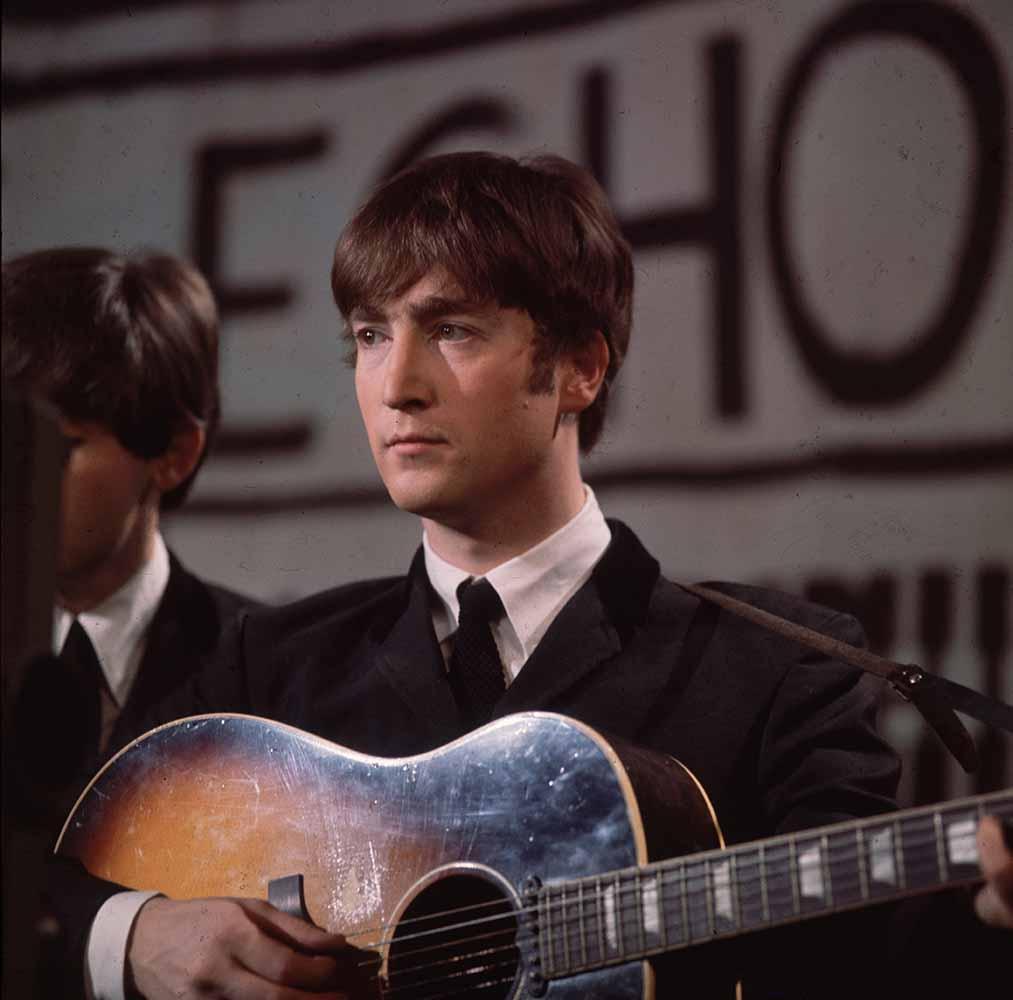 John Lennon fine art photography