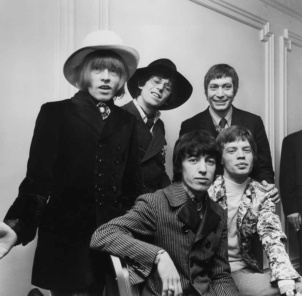 The Rolling Stones fine art photography