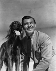 Clark And His Dog