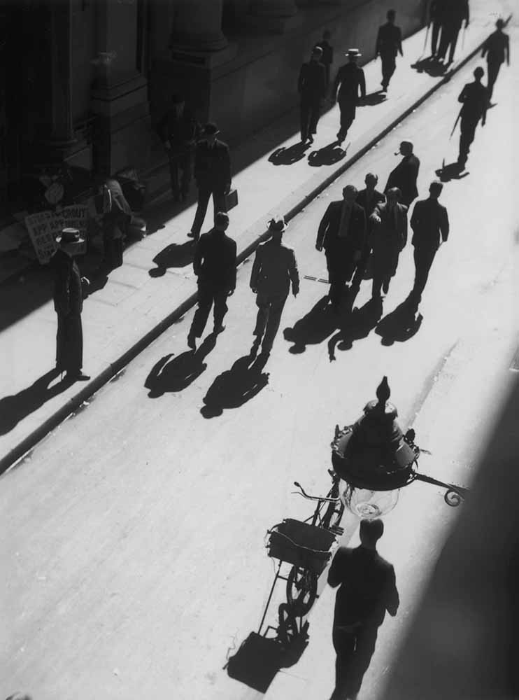 City Pedestrians fine art photography