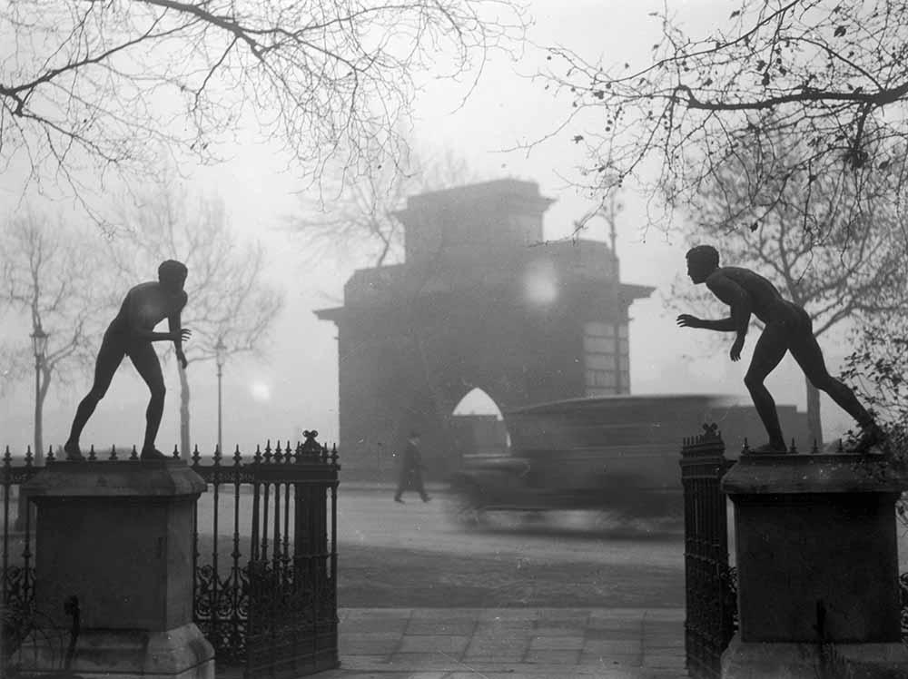 Embankment Arch fine art photography