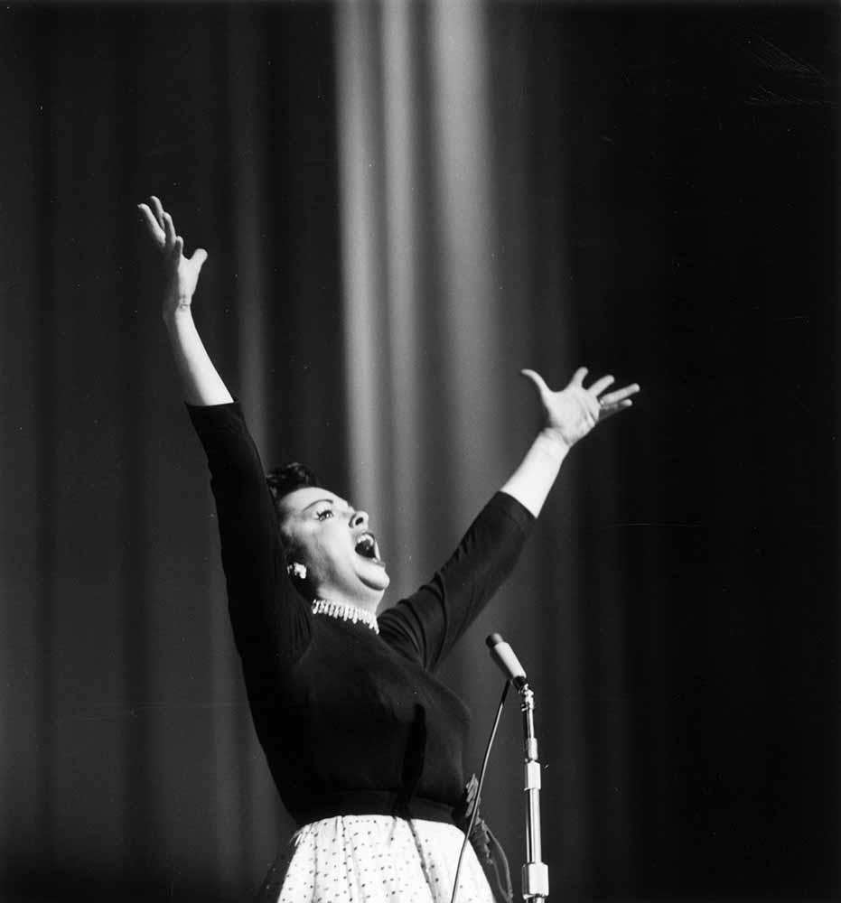 Judy Garland fine art photography