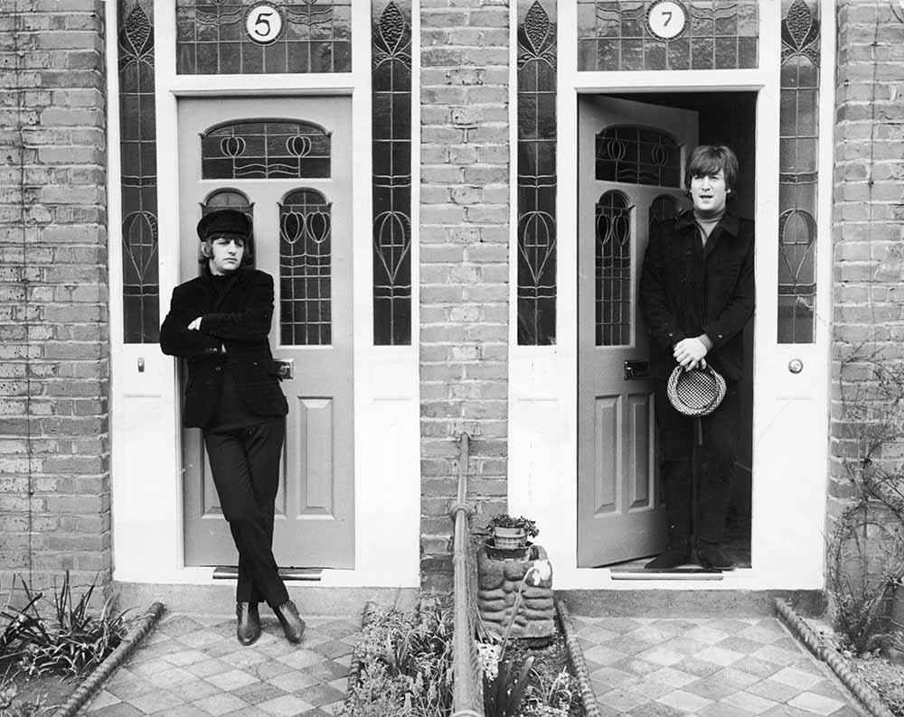 Suburban Beatles fine art photography