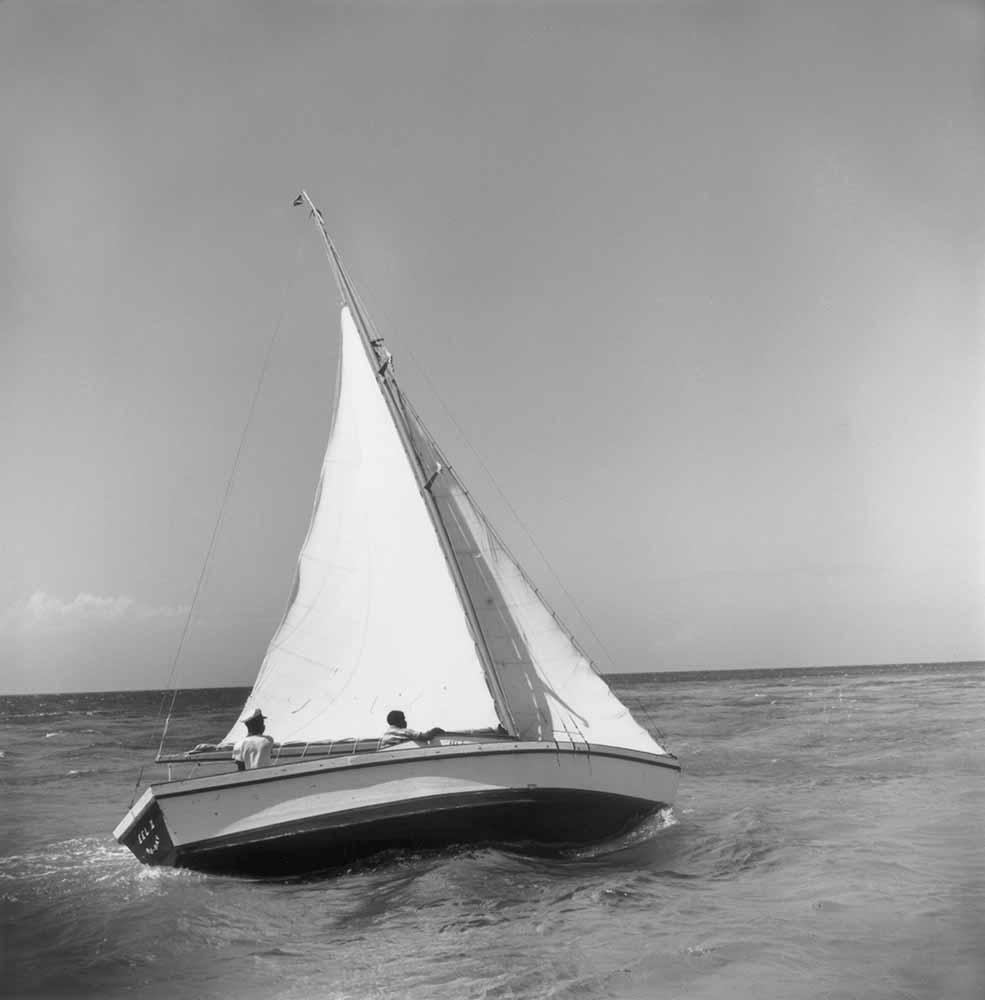 Jamaica Sea Sailing fine art photography