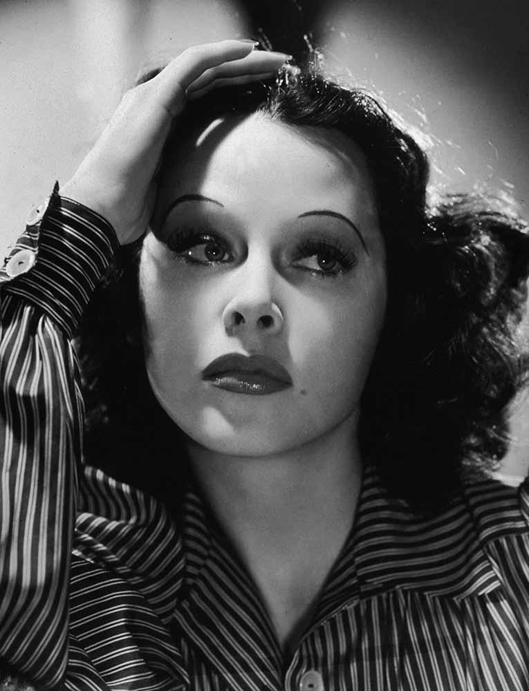 Hedy Lamarr fine art photography