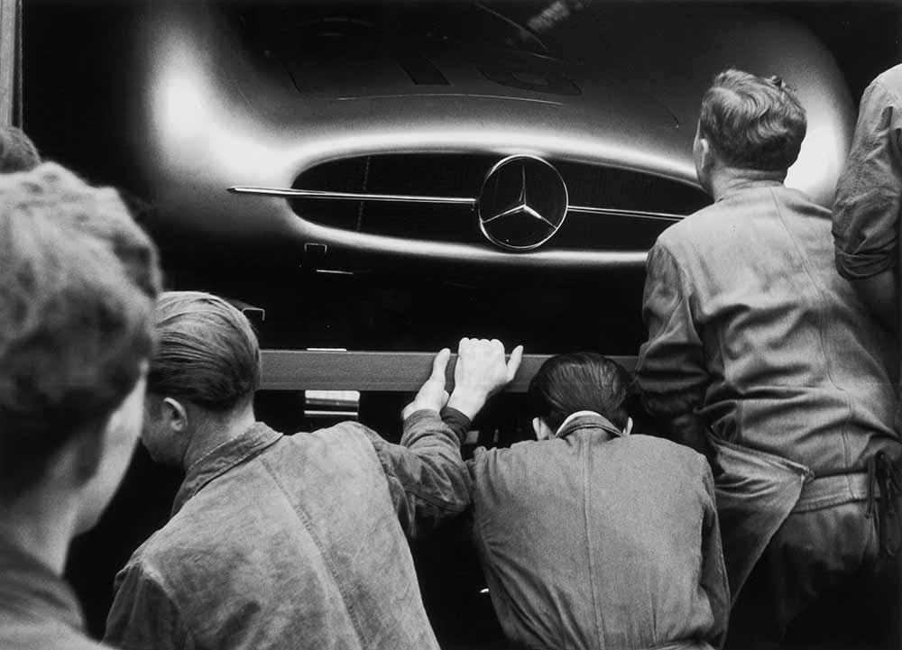 Mercedes Inspection fine art photography