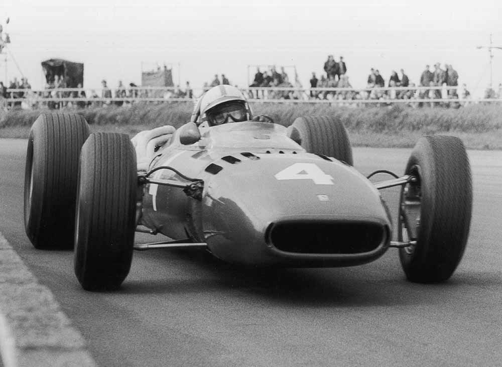 Number Four Ferrari fine art photography