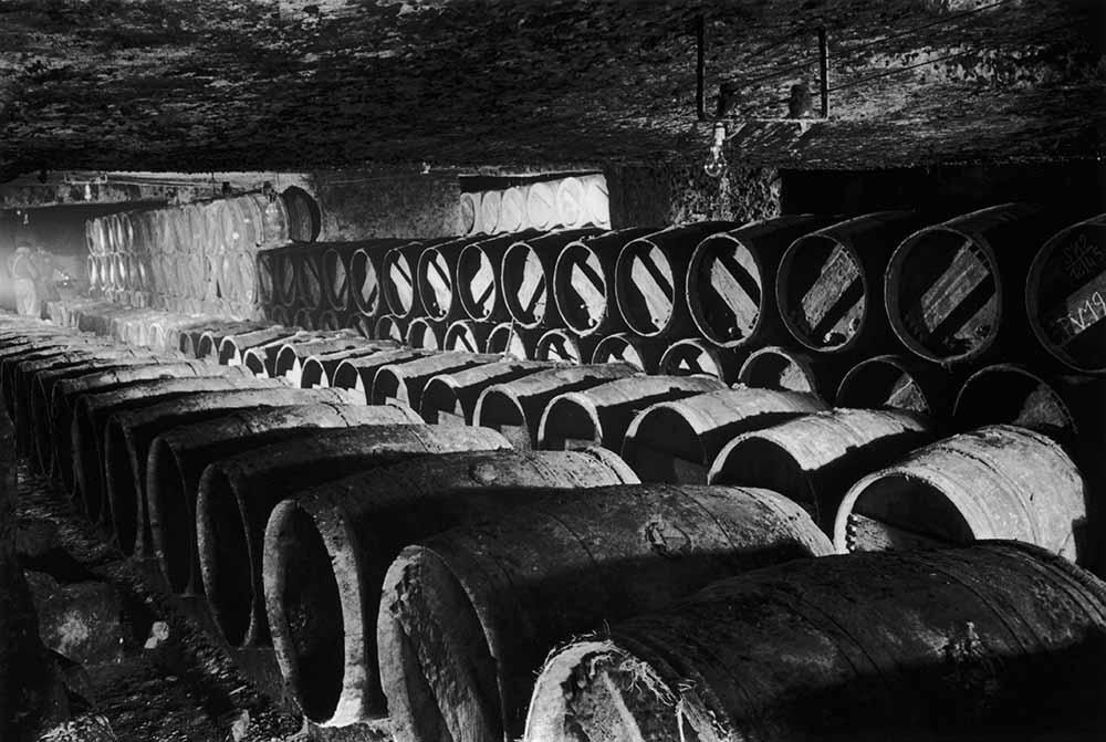 Wine Cellar fine art photography