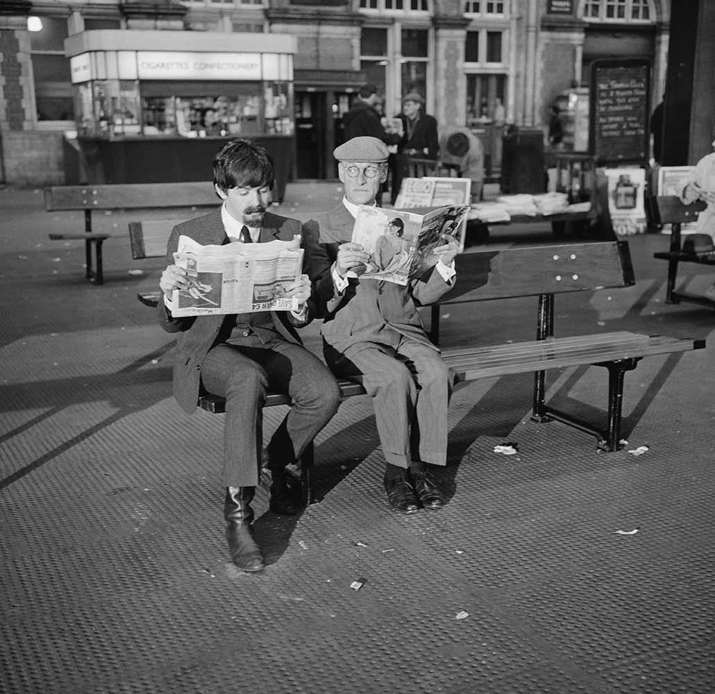 Steptoe And A Beatle fine art photography