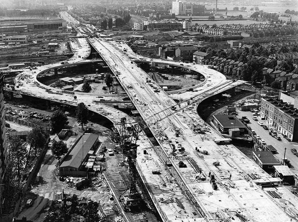 Motorway Extension fine art photography