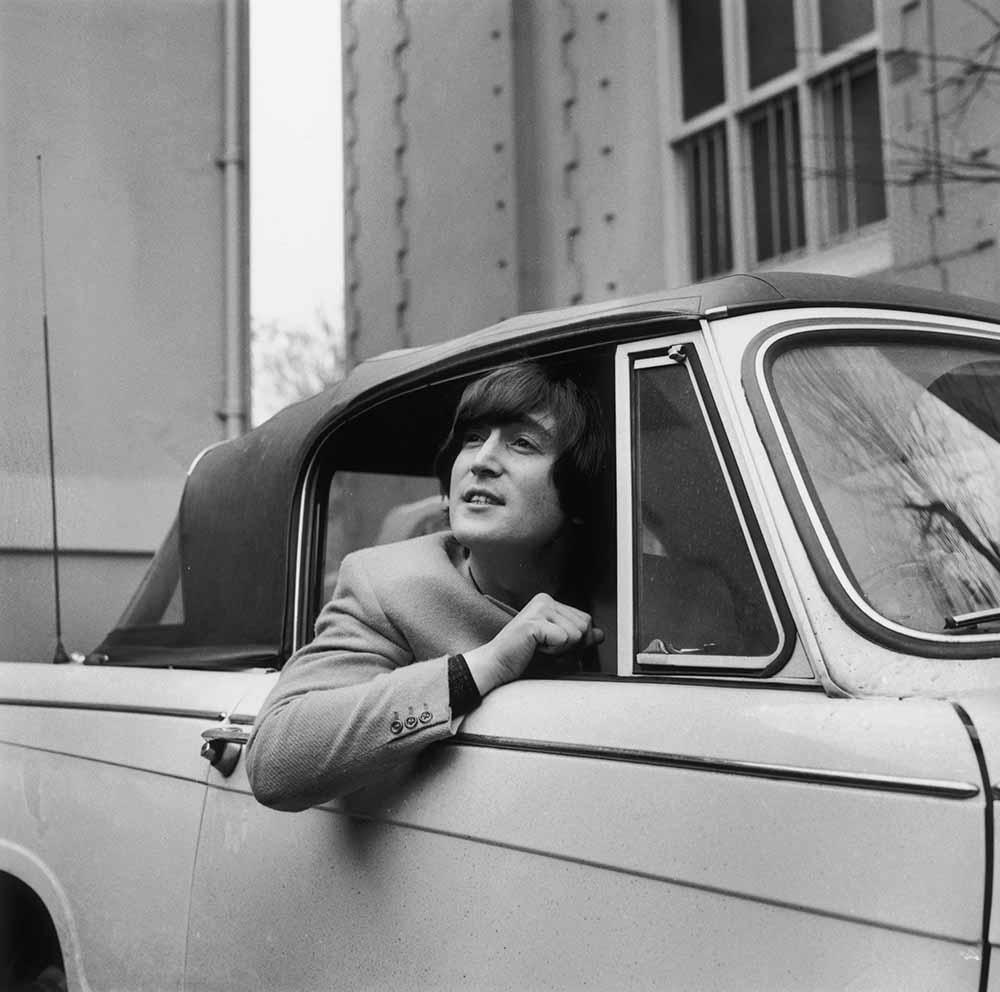 Lennon's Triumph fine art photography
