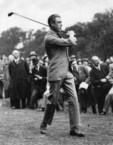 Golfing Duke