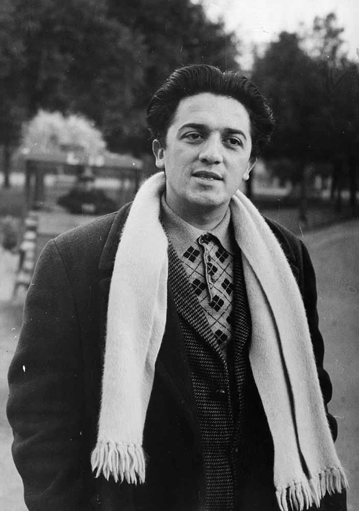 Federico Fellini fine art photography
