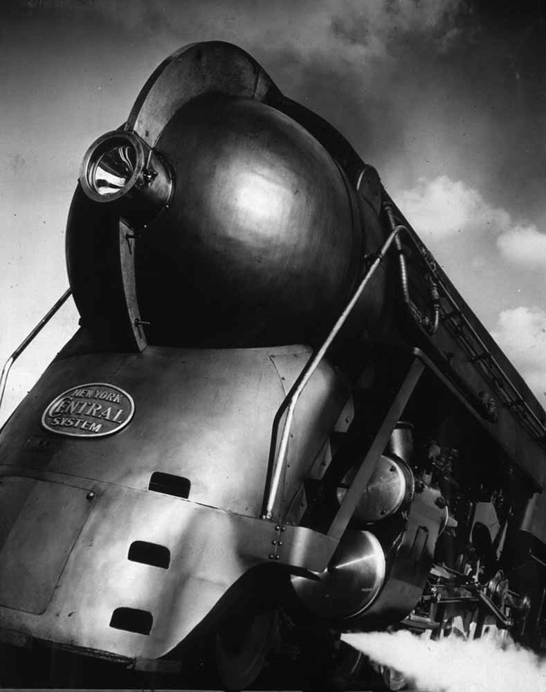 Hudson Locomotive fine art photography