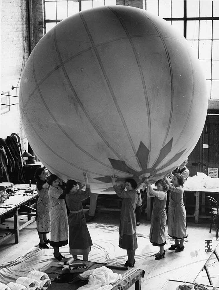 Balloon Factory fine art photography