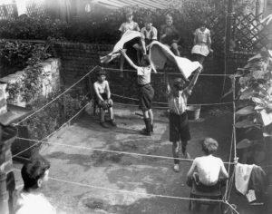 Garden Boxing