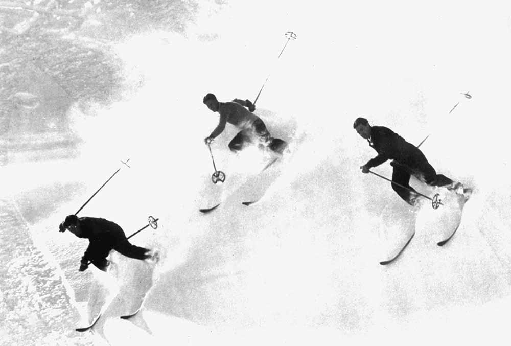 Winter Sports fine art photography