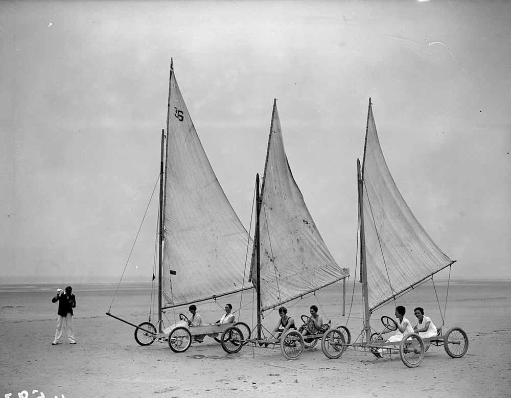 Sand Yachts fine art photography
