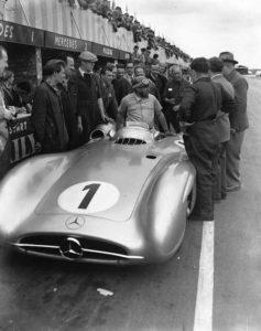 Fangio Lap Record