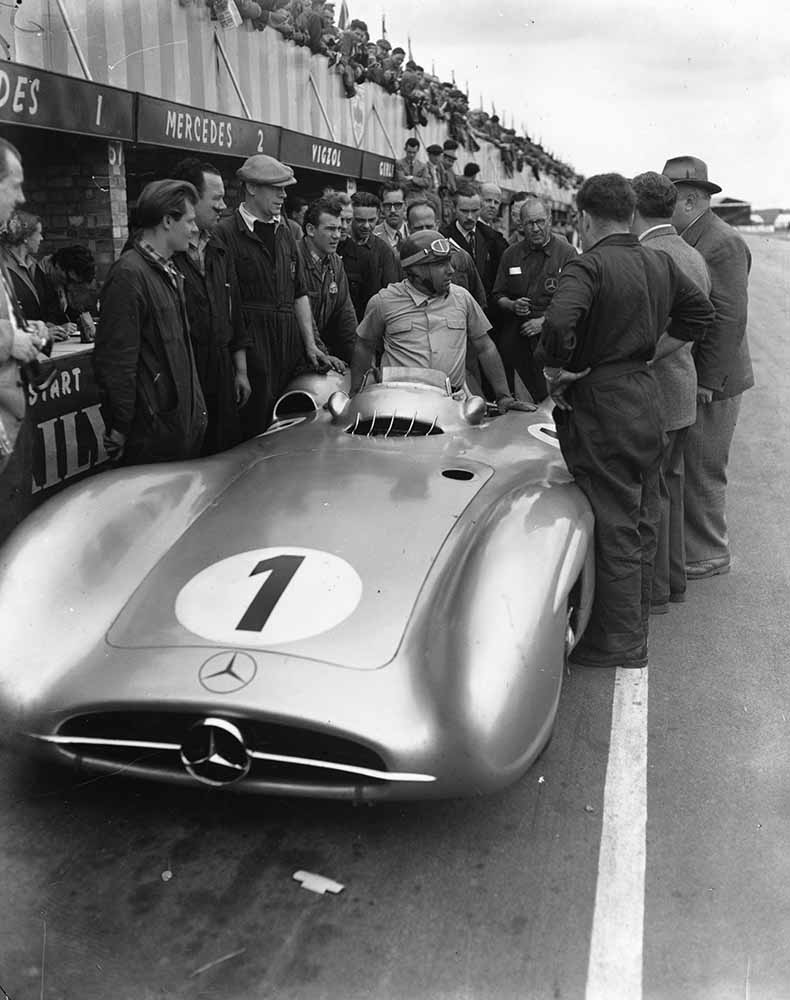 Fangio Lap Record fine art photography
