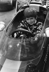 Damon Aged Six