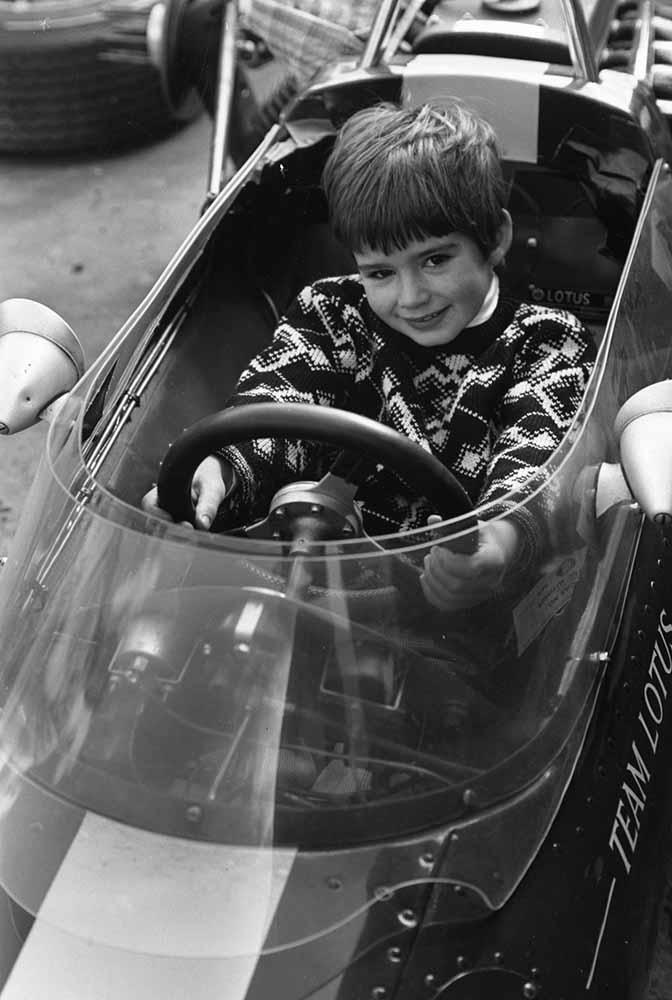 Damon Aged Six fine art photography