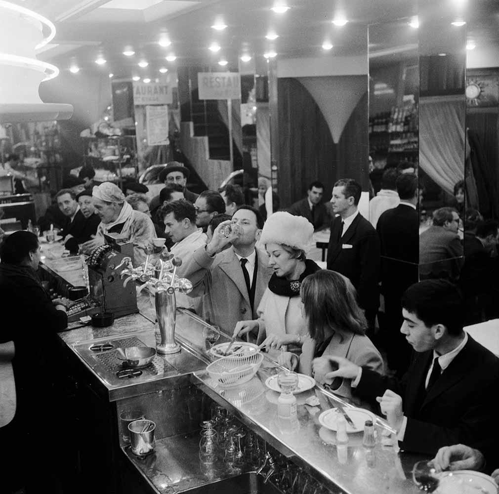 Paris Cafe fine art photography