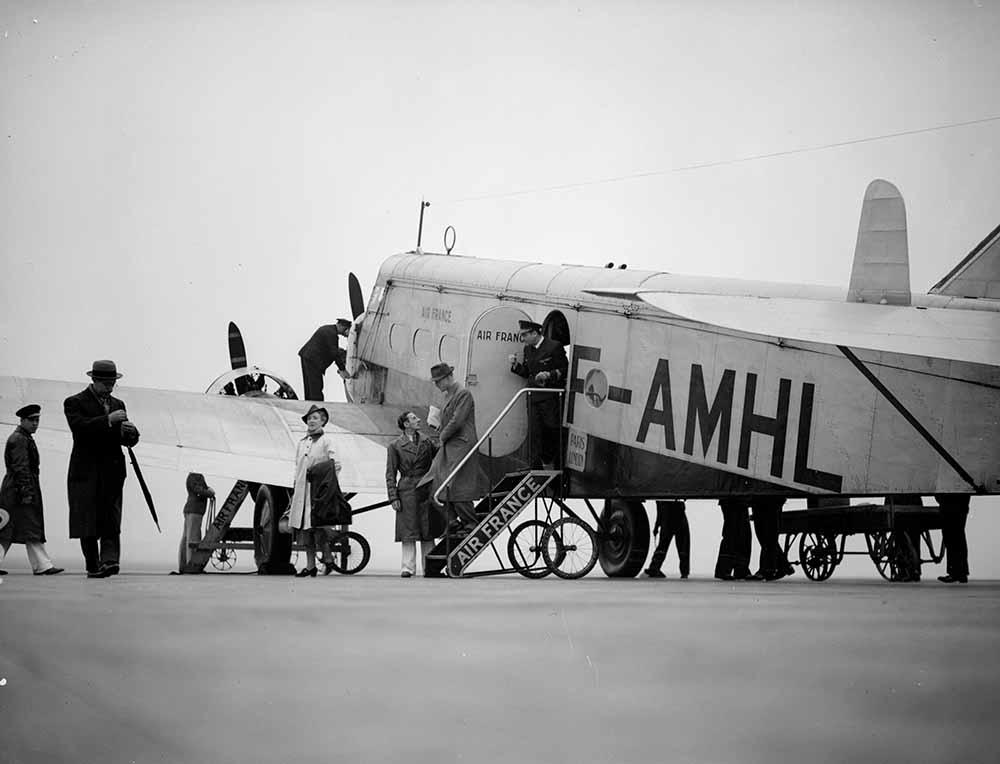 Aircraft Disembarking fine art photography