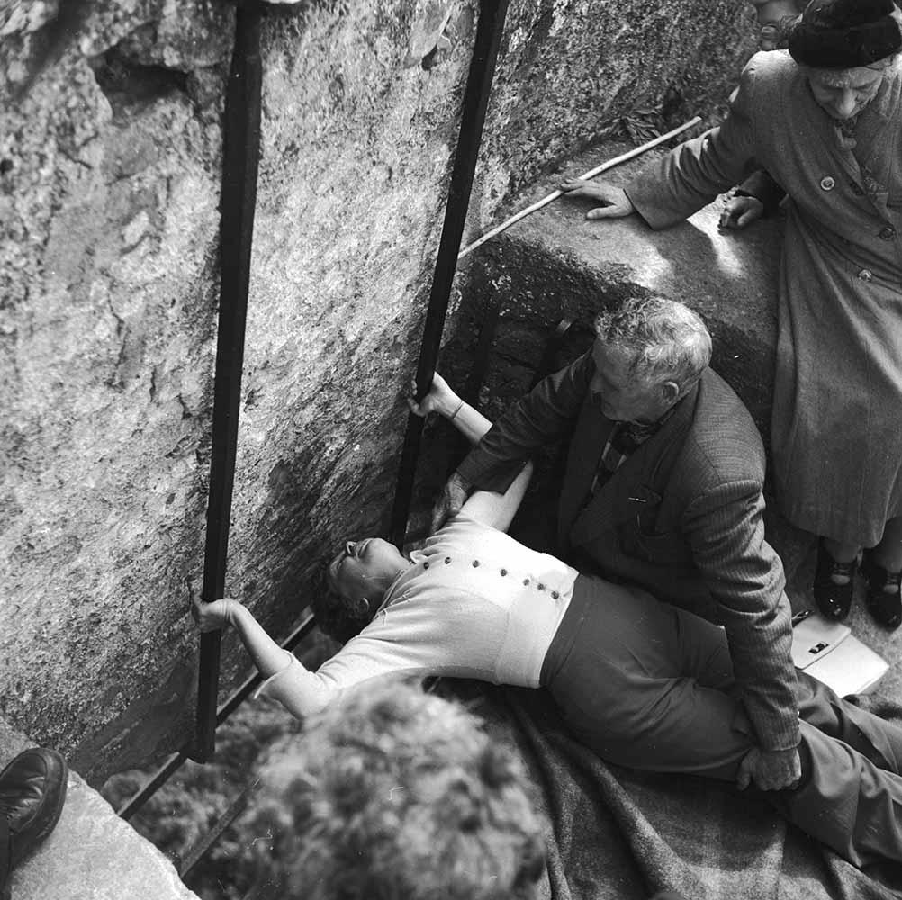 Kissing The Blarney fine art photography