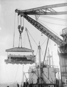 Loading Locomotive