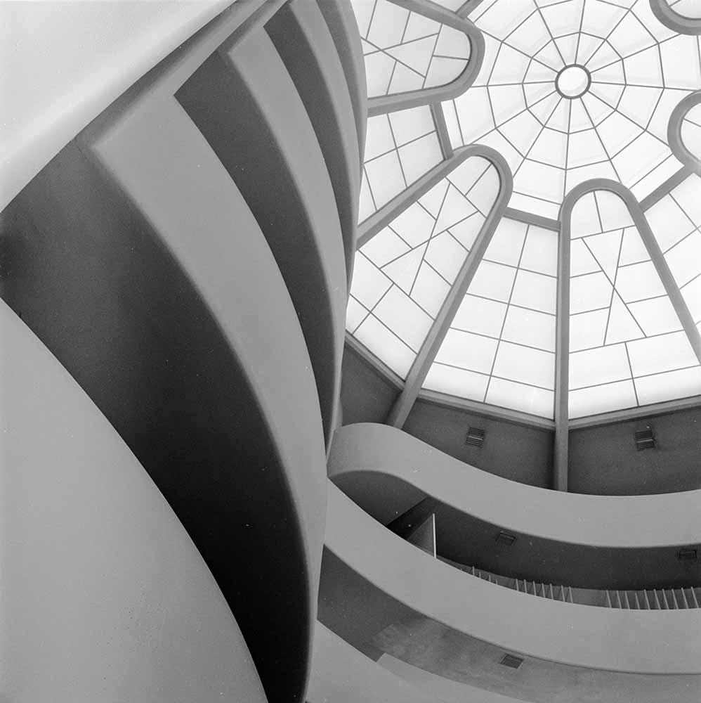 Guggenheim Window fine art photography