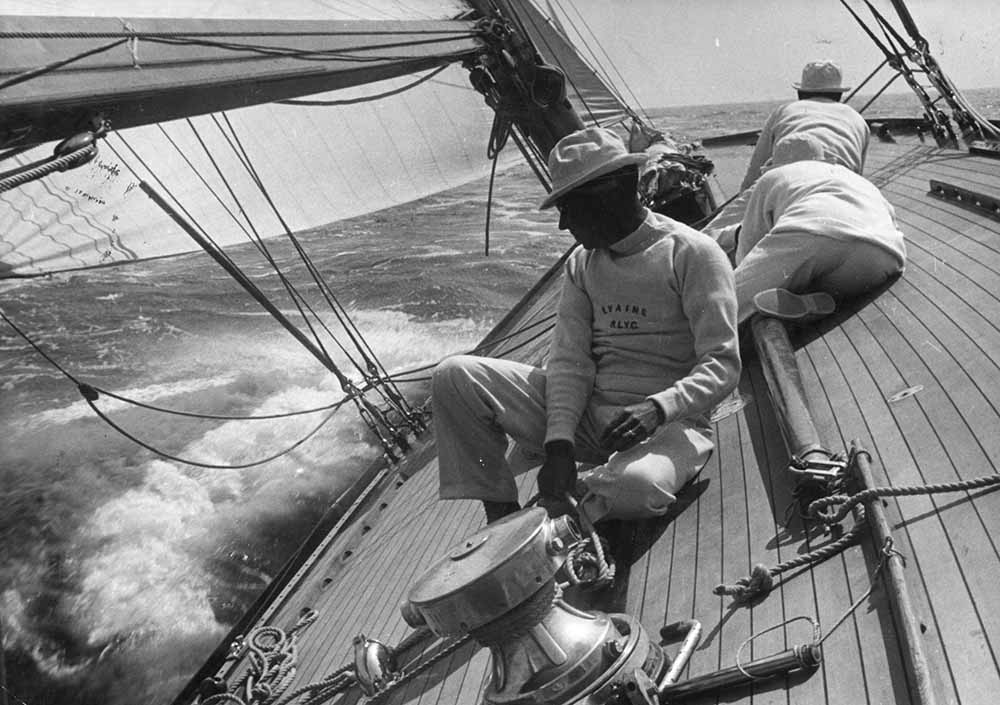 Starboard Tack fine art photography