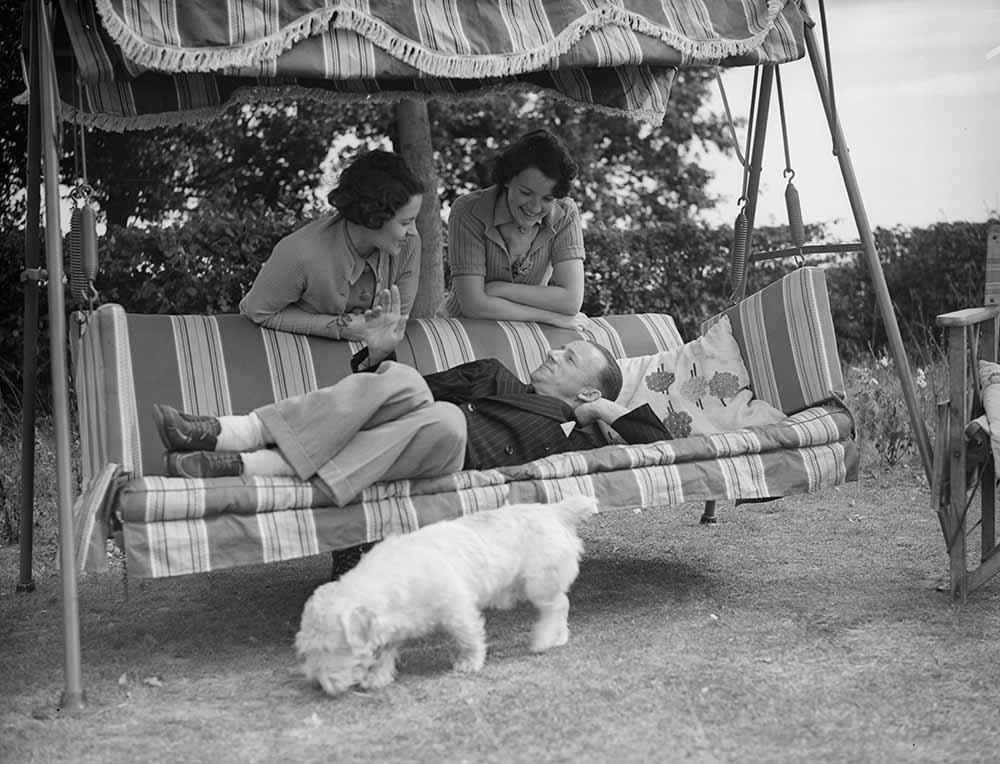 Bradman And Wife fine art photography